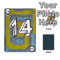 No Thanks335 By Mattias Bj?rnstr?m   Playing Cards 54 Designs (rectangle)   Kkl0d85kb42x   Www Artscow Com Front - Heart2