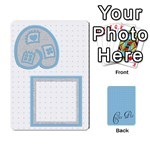 ALPHA MEMORY GAME  -  cards - Playing Cards 54 Designs
