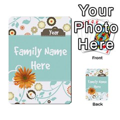 Sweet Blue Matching Game By Spaces For Faces   Multi Purpose Cards (rectangle)   Pco6k5nkjfq6   Www Artscow Com Back 1