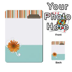 Sweet Blue Matching Game By Spaces For Faces   Multi Purpose Cards (rectangle)   Pco6k5nkjfq6   Www Artscow Com Front 11