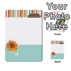 Sweet Blue Matching Game By Spaces For Faces   Multi Purpose Cards (rectangle)   Pco6k5nkjfq6   Www Artscow Com Front 24