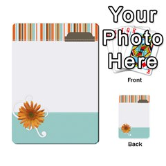 Sweet Blue Matching Game By Spaces For Faces   Multi Purpose Cards (rectangle)   Pco6k5nkjfq6   Www Artscow Com Front 26