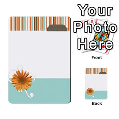 Sweet Blue Matching Game By Spaces For Faces   Multi Purpose Cards (rectangle)   Pco6k5nkjfq6   Www Artscow Com Front 29