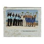 Wedding Party Cosmetic Bag - Cosmetic Bag (XL)