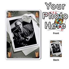 2010 Black Vienna 1 By Steve Sisk   Multi Purpose Cards (rectangle)   Lmrv927n8jdo   Www Artscow Com Front 1