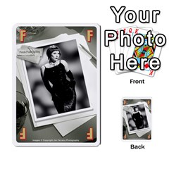 2010 Black Vienna 1 By Steve Sisk   Multi Purpose Cards (rectangle)   Lmrv927n8jdo   Www Artscow Com Front 6