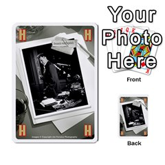 2010 Black Vienna 1 By Steve Sisk   Multi Purpose Cards (rectangle)   Lmrv927n8jdo   Www Artscow Com Front 8