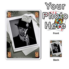 2010 Black Vienna 1 By Steve Sisk   Multi Purpose Cards (rectangle)   Lmrv927n8jdo   Www Artscow Com Front 18