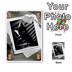 2010 Black Vienna 1 By Steve Sisk   Multi Purpose Cards (rectangle)   Lmrv927n8jdo   Www Artscow Com Front 19