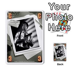 2010 Black Vienna 1 By Steve Sisk   Multi Purpose Cards (rectangle)   Lmrv927n8jdo   Www Artscow Com Front 3