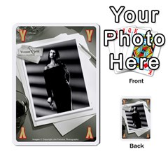 2010 Black Vienna 1 By Steve Sisk   Multi Purpose Cards (rectangle)   Lmrv927n8jdo   Www Artscow Com Front 25