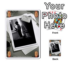 2010 Black Vienna 1 By Steve Sisk   Multi Purpose Cards (rectangle)   Lmrv927n8jdo   Www Artscow Com Front 27