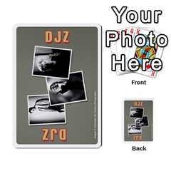 2010 Black Vienna 1 By Steve Sisk   Multi Purpose Cards (rectangle)   Lmrv927n8jdo   Www Artscow Com Front 39