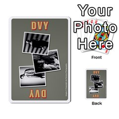 2010 Black Vienna 1 By Steve Sisk   Multi Purpose Cards (rectangle)   Lmrv927n8jdo   Www Artscow Com Front 41