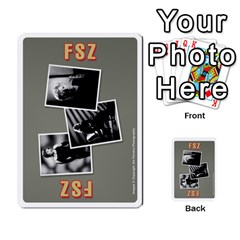 2010 Black Vienna 1 By Steve Sisk   Multi Purpose Cards (rectangle)   Lmrv927n8jdo   Www Artscow Com Front 48