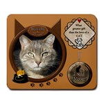 Cat Mousepad - Large Mousepad
