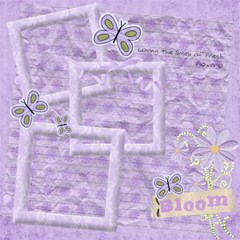 It s A Spring Thing Scrapbook Page By Redhead Scraps   Scrapbook Page 12  X 12    0euq4rjv7rfh   Www Artscow Com 12 x12 Scrapbook Page - 2