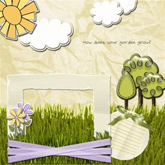 It s A Spring Thing Scrapbook Page By Redhead Scraps   Scrapbook Page 12  X 12    Ewzm39zuc69r   Www Artscow Com 12 x12 Scrapbook Page - 4