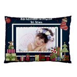 Santa Claus Christmas Pillow Case
