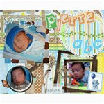c0llage baby pierre - Collage 8  x 10