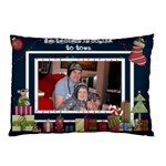 Santa Claus Christmas Pillow Case 2