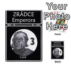 Duna   Zradcovia By Monkeyml   Multi Purpose Cards (rectangle)   Vebrrfhas4hj   Www Artscow Com Front 7