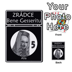 Duna   Zradcovia By Monkeyml   Multi Purpose Cards (rectangle)   Vebrrfhas4hj   Www Artscow Com Front 11