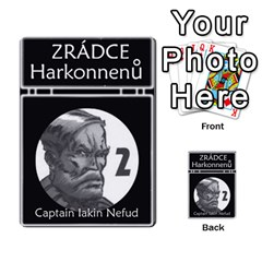 Duna   Zradcovia By Monkeyml   Multi Purpose Cards (rectangle)   Vebrrfhas4hj   Www Artscow Com Front 22