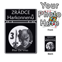 Duna   Zradcovia By Monkeyml   Multi Purpose Cards (rectangle)   Vebrrfhas4hj   Www Artscow Com Front 23