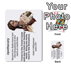 Proroctvi By Monkeyml   Multi Purpose Cards (rectangle)   Ht0h2qsz2zd5   Www Artscow Com Front 1