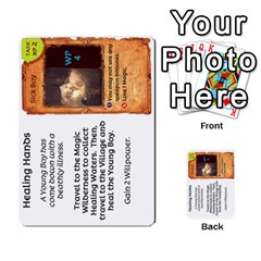 Proroctvi By Monkeyml   Multi Purpose Cards (rectangle)   Ht0h2qsz2zd5   Www Artscow Com Front 6