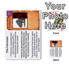 Proroctvi By Monkeyml   Multi Purpose Cards (rectangle)   Ht0h2qsz2zd5   Www Artscow Com Front 51