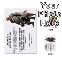 Proroctvi By Monkeyml   Multi Purpose Cards (rectangle)   Ht0h2qsz2zd5   Www Artscow Com Front 52