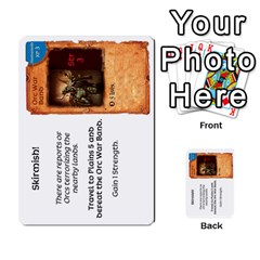 Proroctvi By Monkeyml   Multi Purpose Cards (rectangle)   Ht0h2qsz2zd5   Www Artscow Com Front 53