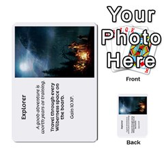 Proroctvi By Monkeyml   Multi Purpose Cards (rectangle)   Ht0h2qsz2zd5   Www Artscow Com Front 54