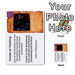 Proroctvi By Monkeyml   Multi Purpose Cards (rectangle)   Ht0h2qsz2zd5   Www Artscow Com Front 7
