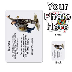 Proroctvi By Monkeyml   Multi Purpose Cards (rectangle)   Ht0h2qsz2zd5   Www Artscow Com Front 8