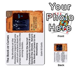 Proroctvi By Monkeyml   Multi Purpose Cards (rectangle)   Ht0h2qsz2zd5   Www Artscow Com Front 2