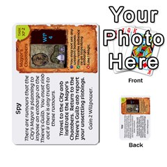 Proroctvi By Monkeyml   Multi Purpose Cards (rectangle)   Ht0h2qsz2zd5   Www Artscow Com Front 11