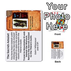 Proroctvi By Monkeyml   Multi Purpose Cards (rectangle)   Ht0h2qsz2zd5   Www Artscow Com Front 12