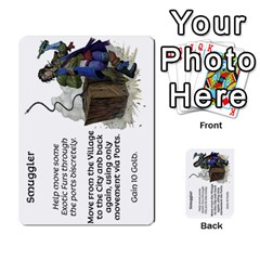 Proroctvi By Monkeyml   Multi Purpose Cards (rectangle)   Ht0h2qsz2zd5   Www Artscow Com Front 15