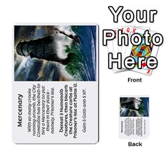Proroctvi By Monkeyml   Multi Purpose Cards (rectangle)   Ht0h2qsz2zd5   Www Artscow Com Front 16