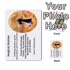 Proroctvi By Monkeyml   Multi Purpose Cards (rectangle)   Ht0h2qsz2zd5   Www Artscow Com Front 20