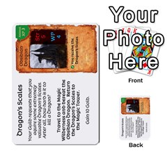 Proroctvi By Monkeyml   Multi Purpose Cards (rectangle)   Ht0h2qsz2zd5   Www Artscow Com Front 21