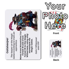 Proroctvi By Monkeyml   Multi Purpose Cards (rectangle)   Ht0h2qsz2zd5   Www Artscow Com Front 23