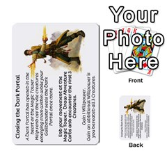 Proroctvi By Monkeyml   Multi Purpose Cards (rectangle)   Ht0h2qsz2zd5   Www Artscow Com Front 24