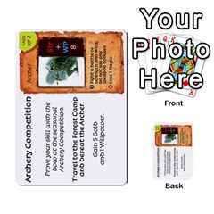 Proroctvi By Monkeyml   Multi Purpose Cards (rectangle)   Ht0h2qsz2zd5   Www Artscow Com Front 25