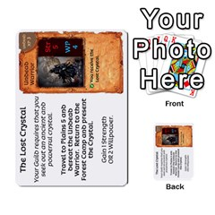 Proroctvi By Monkeyml   Multi Purpose Cards (rectangle)   Ht0h2qsz2zd5   Www Artscow Com Front 27