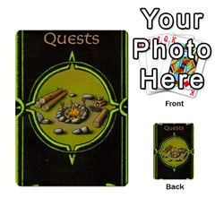 Proroctvi By Monkeyml   Multi Purpose Cards (rectangle)   Ht0h2qsz2zd5   Www Artscow Com Back 27