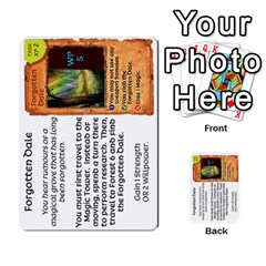 Proroctvi By Monkeyml   Multi Purpose Cards (rectangle)   Ht0h2qsz2zd5   Www Artscow Com Front 28